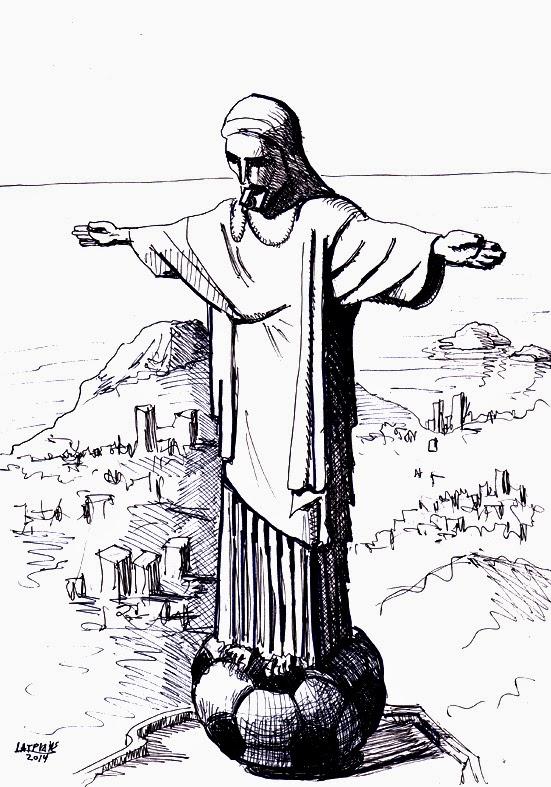 Ο Χριστός ...ο διαιτητής