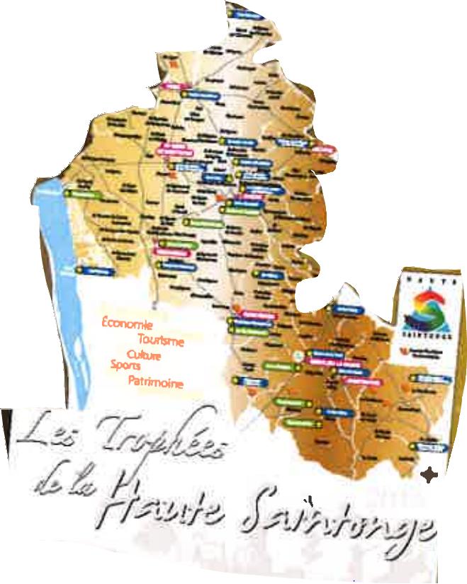 Trophée Association Haute-Saintonge 2014