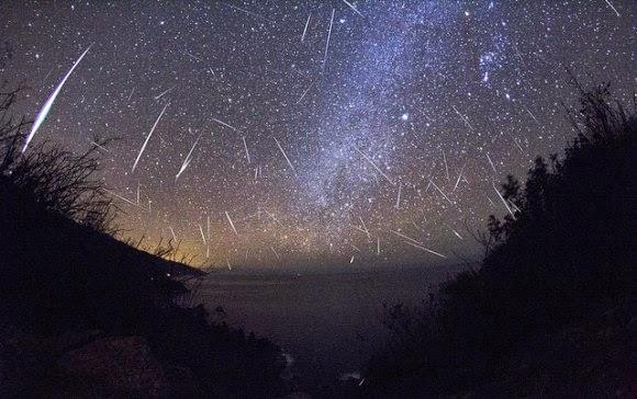 Indonesia Tak Kebagian Melihat Badai Meteor Camelopardalid
