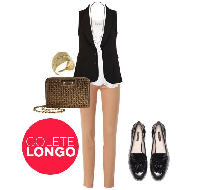 vest waist long