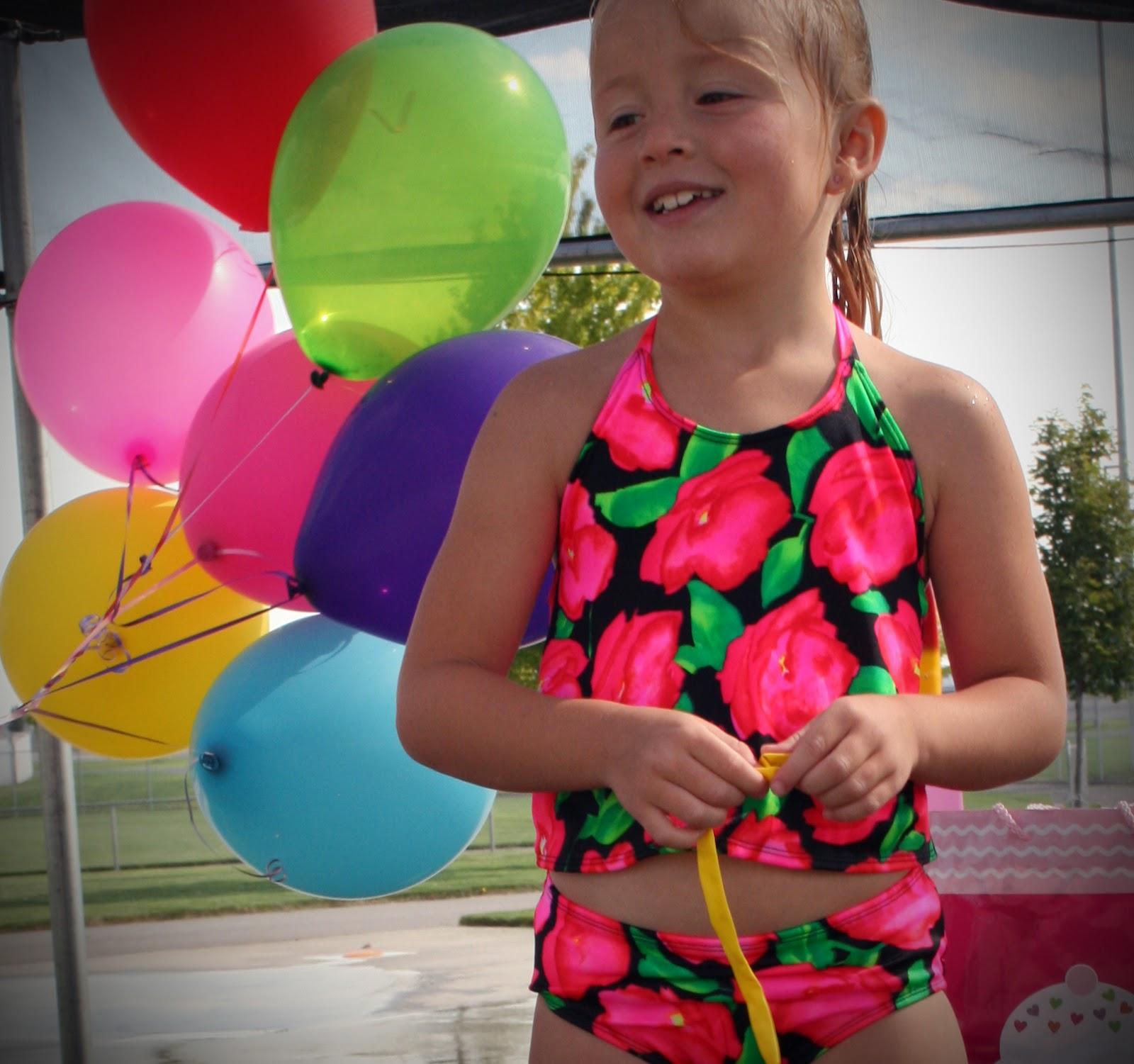 Little Girls In Their Birthday Suit Her birthday suit