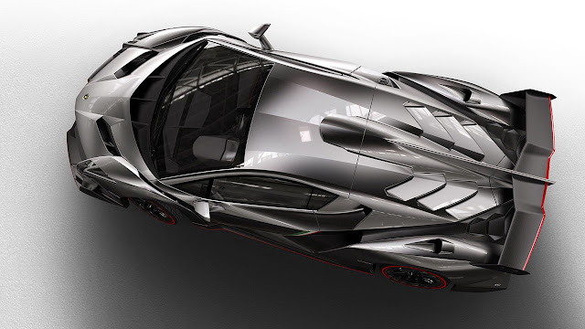 Lamborghini Veneno top