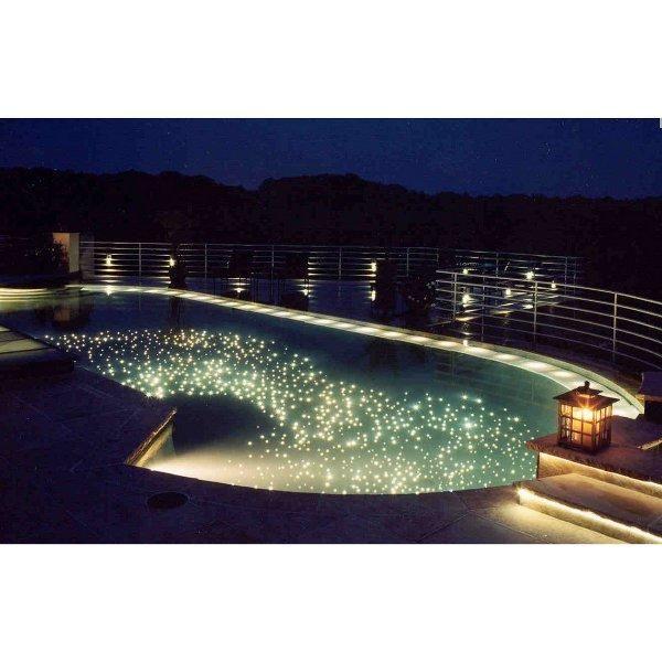 oświetlenie LED basen