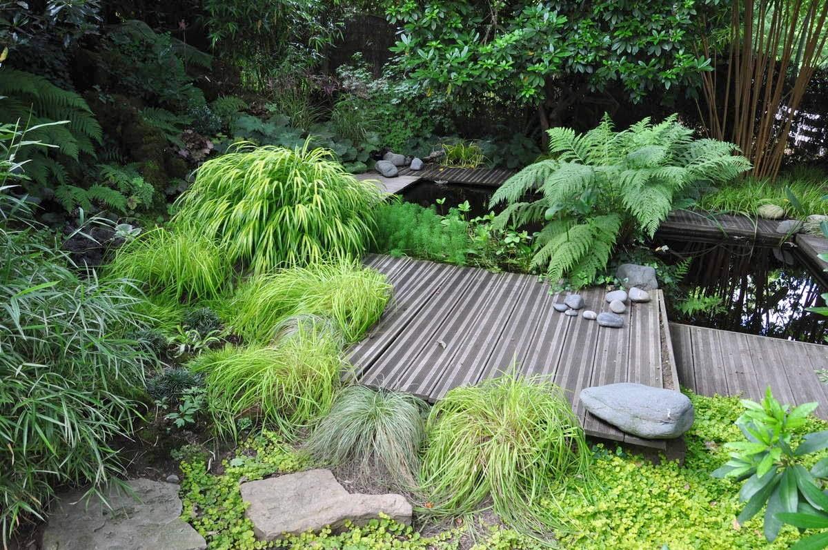 paradis express le jardin retir