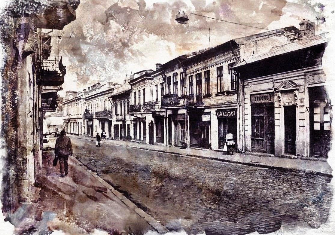 Toda ciudad contiene una secreta y compleja topología de misterios y fantasmas