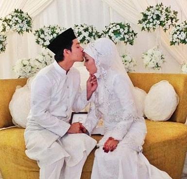 izzue islam ,alhi forrteen,izzue islam kahwin
