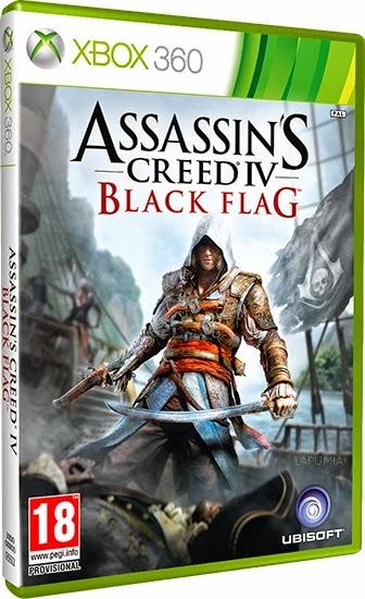 ASSASSINS Download   Jogo Assassins Creed IV Black Flag XBOX360 COMPLEX (2013)