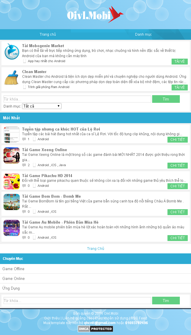Template Blogspot giống Bbit.Vn đẹp và chuẩn SEO