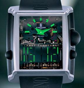 Di Grisogono Meccanica DG Watch