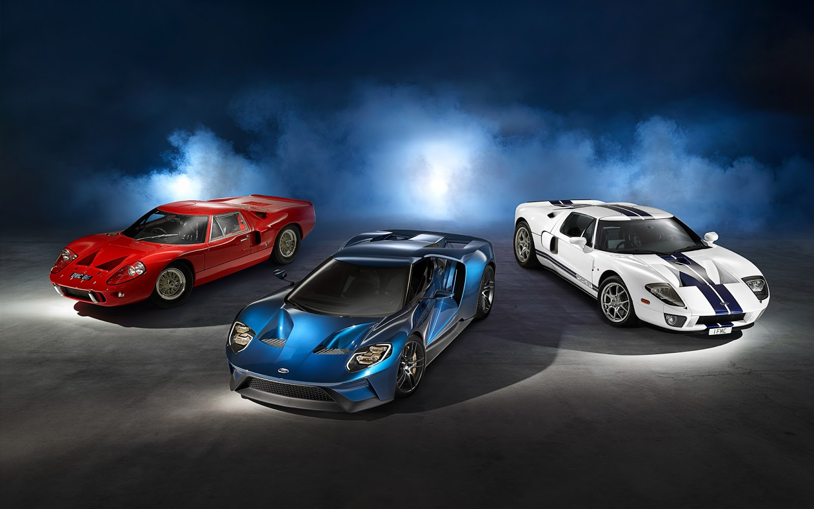 All Bout Cars Ford GT - All ford models 2016