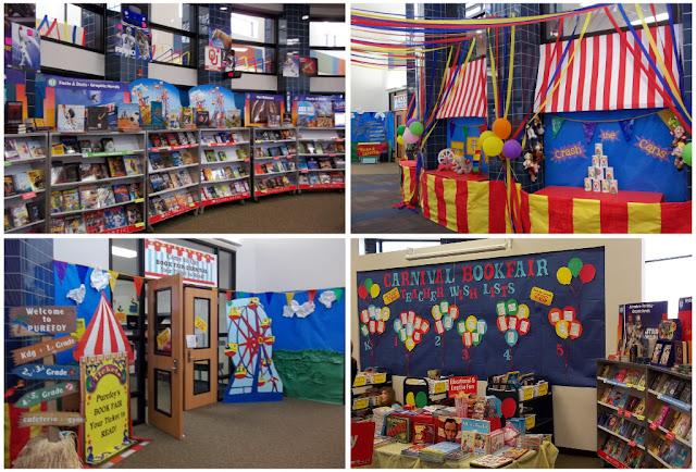 Elementary School Book Fair