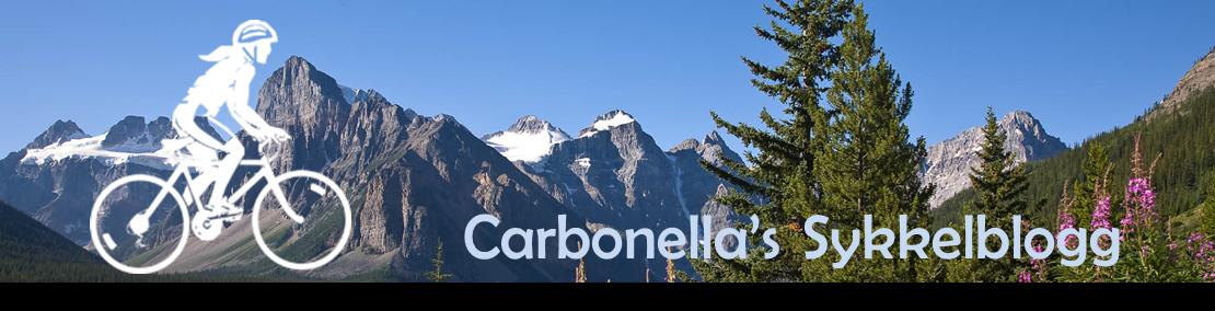 Carbonella's Sykkelblogg
