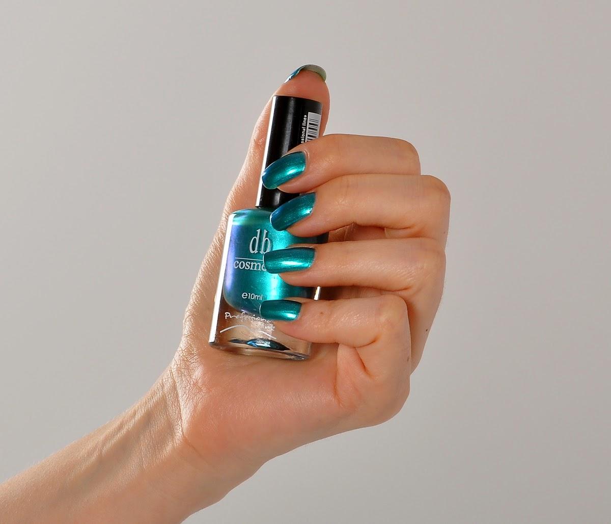 Лак для ногтей cosmetic db