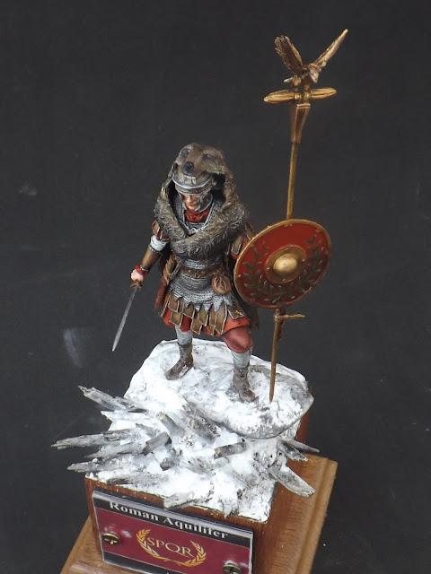 Roman Aquilifer - Ares Mythologic 75mm 014