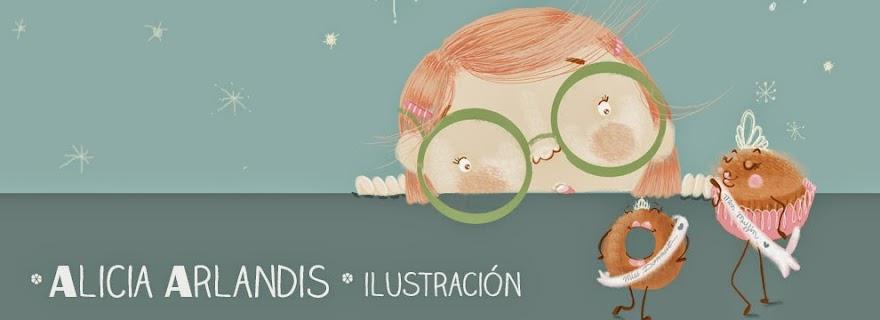 Alicia Arlandis ilustración