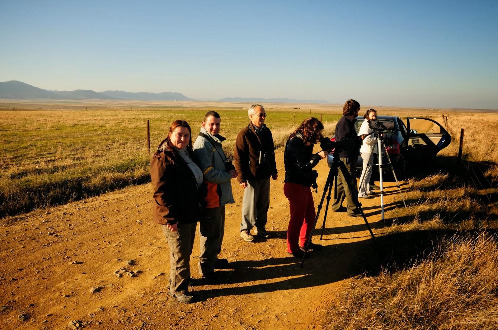 Excursión SEO/BirdLife a ZEPA del Alto Guadiato. Grupo Local SEO-Sevilla