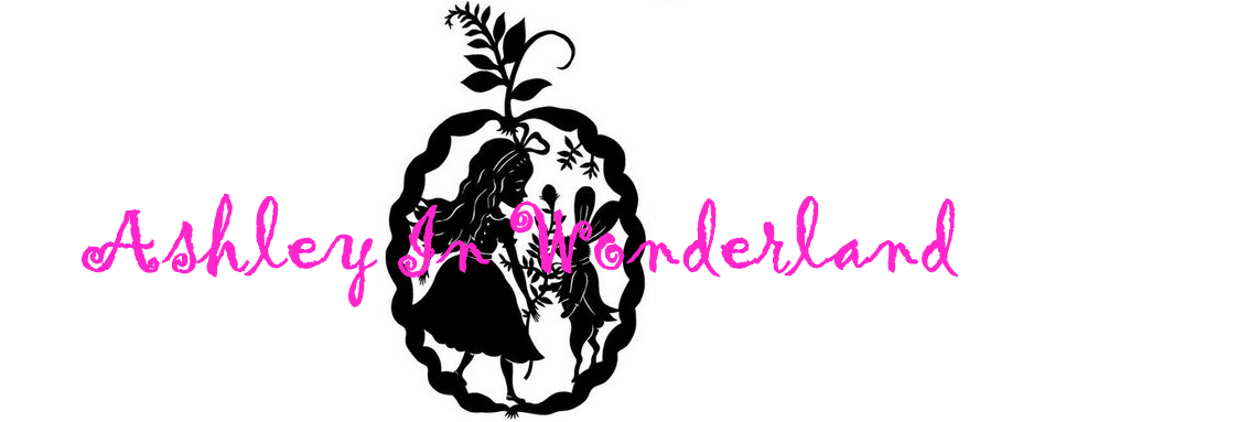 Ashley In Wonderland