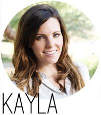 About Kayla