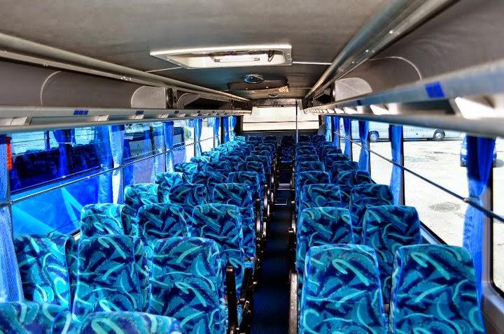 Daftar Harga Bus Pariwisata Daftar Harga Bus Aerotrans