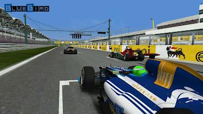 Formula-1 Szentliga, Szentliga, Magyar Nagydíj, szimulátorbajnokság, sport, F1, BlueBird Racing, Hungaroring,