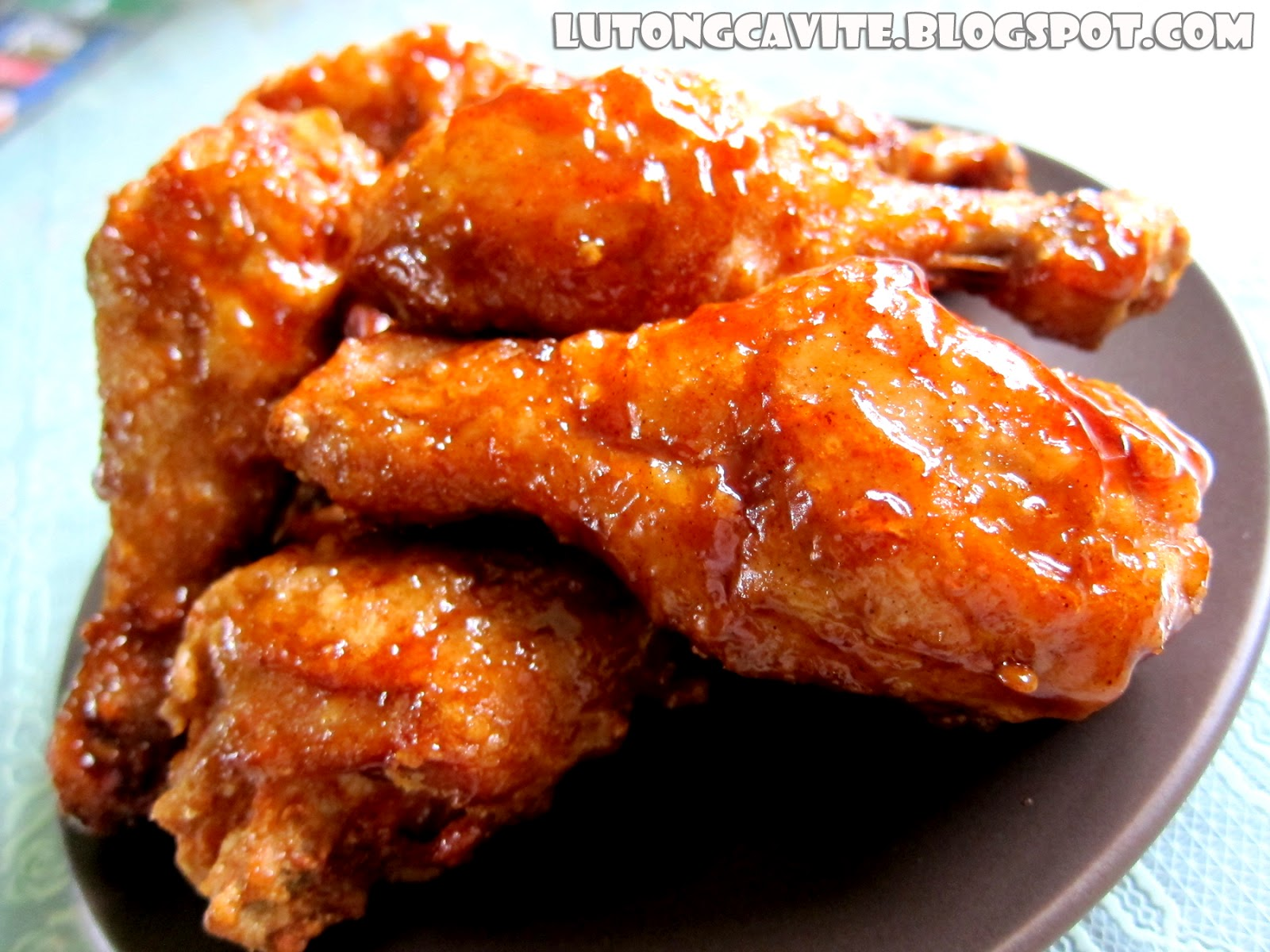 Lutong Cavite : Korean Style Fried Chicken