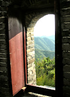 Window in the Great Wall