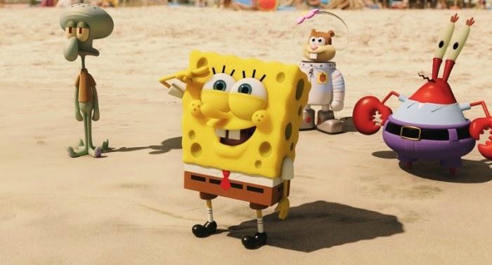 Spongebob Kembali Ke Panggung Wayang Selepas 11 Tahun Dengan The Spongebob Movie Sponge Out of Water