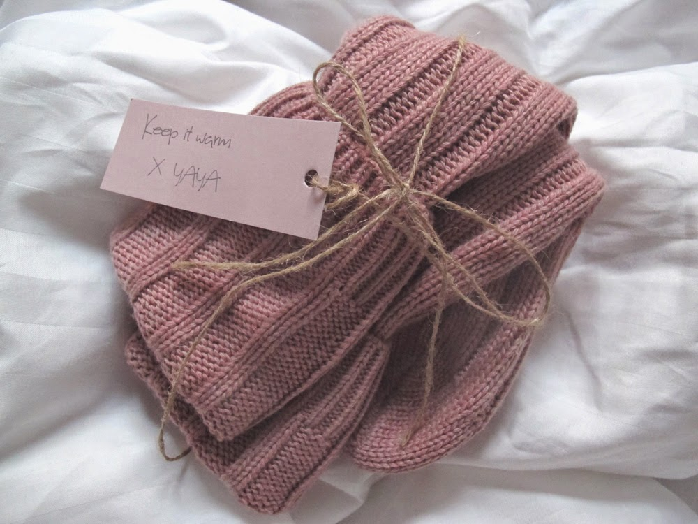 YAYA comfortable knitted socks