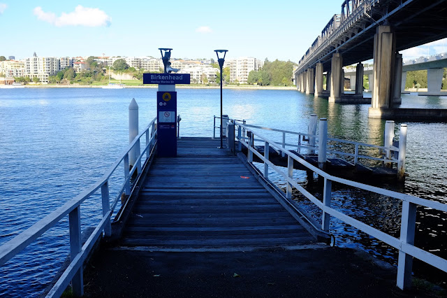 Birkenhead Point Ferry Wharf Sydney