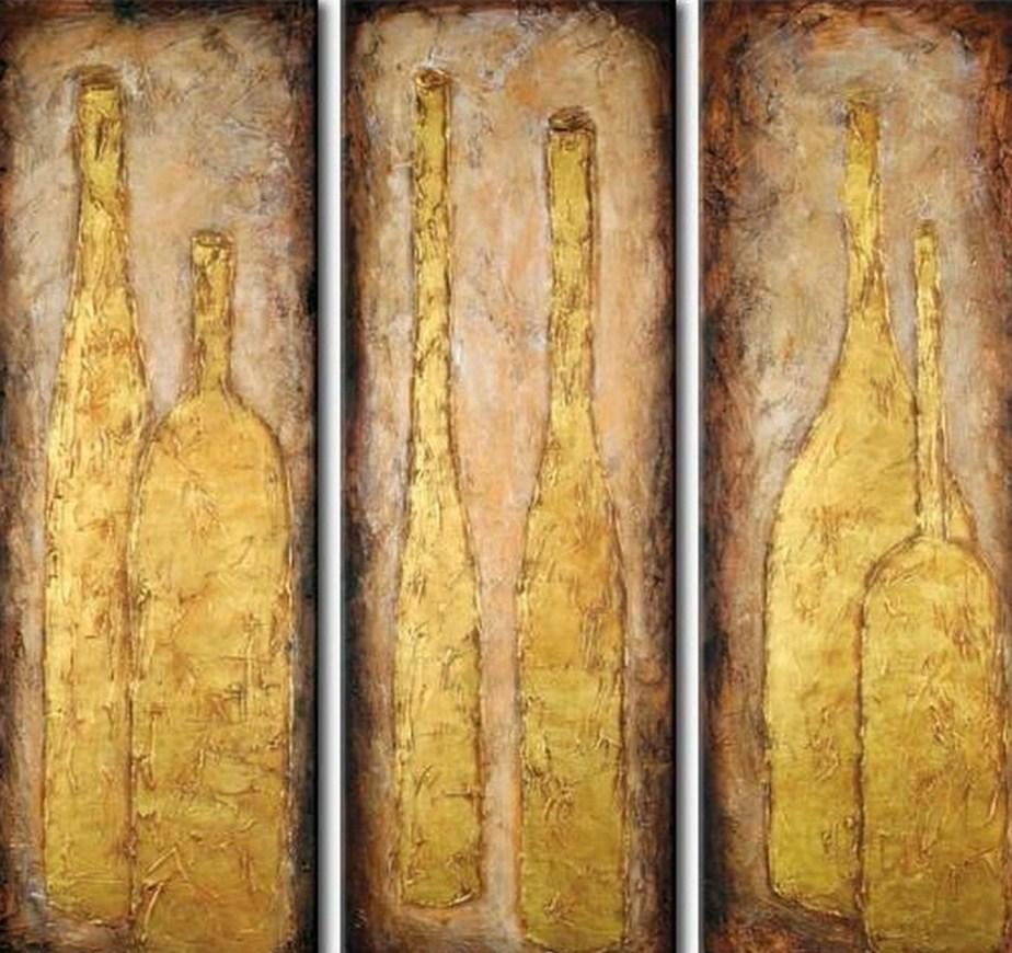 Pin cuadros pinturas al oleo modernos contemporaneos for Cuadros minimalistas modernos