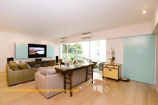 Interior Design by Clifton Leung