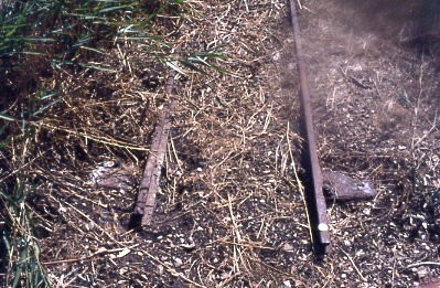 Narrow Gauge found at Monckton