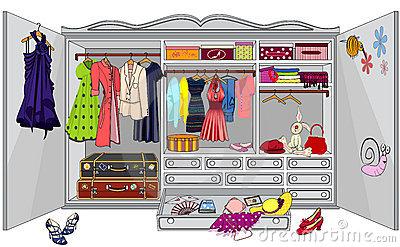 el armario de amaranta