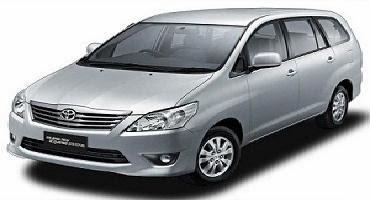 Innova - Bali Car Charter