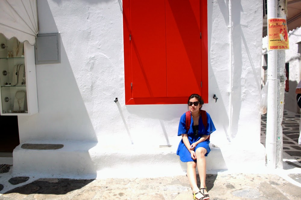 lookbook, travel diary, greece, mykonos, photography, singapore blogger, xincerely