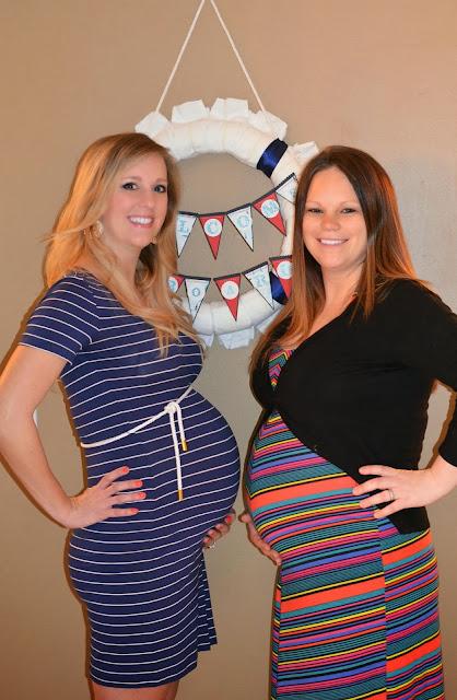 Pregnant BFFs picture