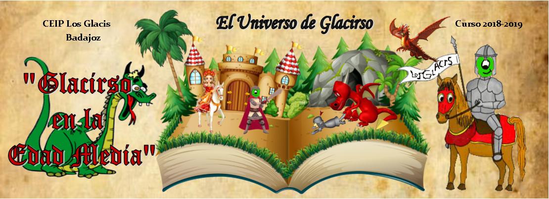 El Universo de Glacirso - Biblioteca del CEIP Los Glacis - Badajoz