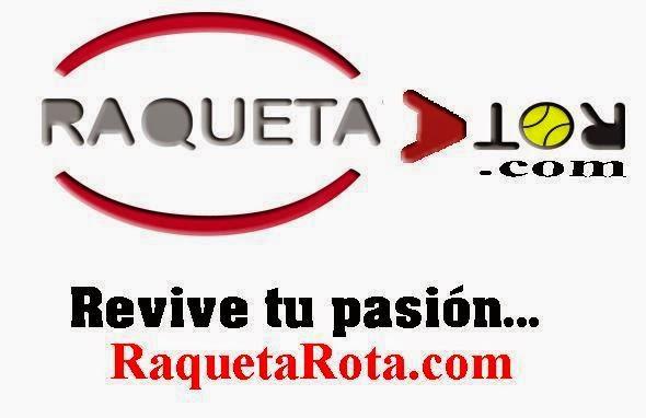 Raqueta Rota