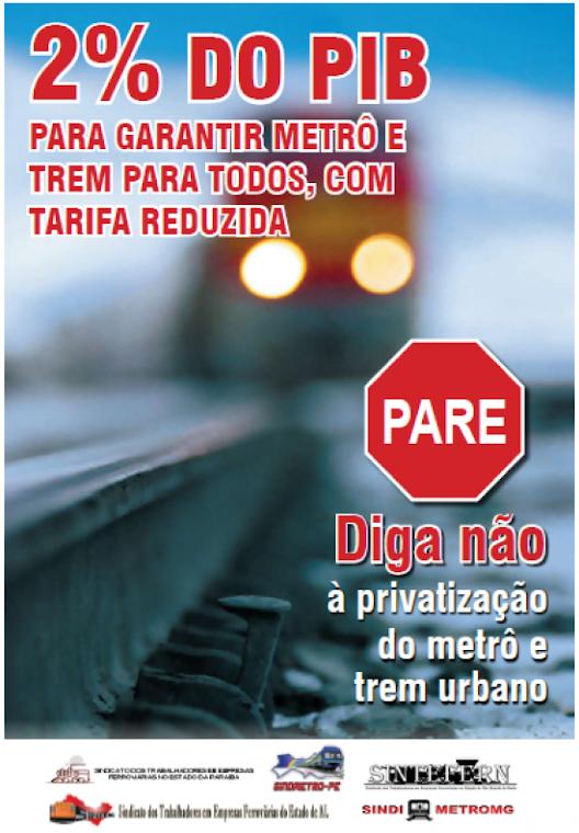 Campanha Nacional Contra Privatização