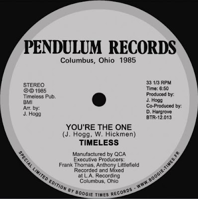 TIMELESS ( Timeless Legend ) You're the one ( 6:50 ) / Do you love me ( 4:34 )