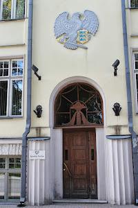 Kaitseliittien päämaja Tallinnassa Toombean kukkulan luona