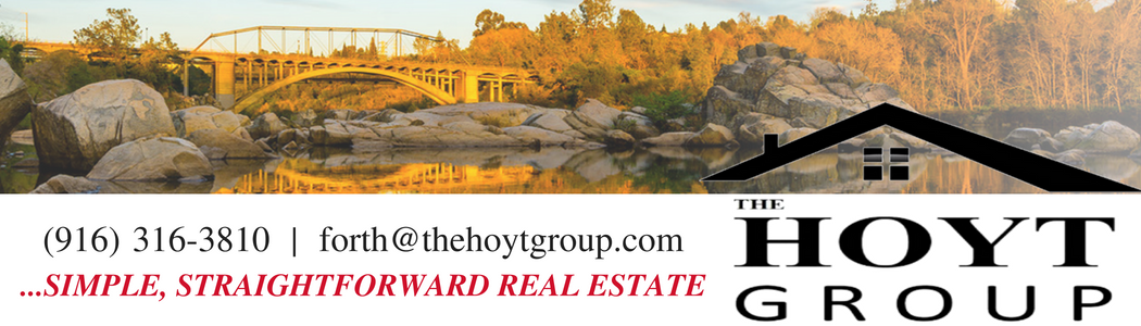 Sacramento Real Estate Video Blog with Forth Hoyt