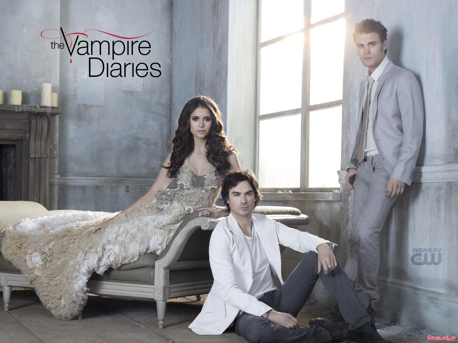 The Vampire Diaries Wallpapers HD. CLICK ON WALLPAPERS