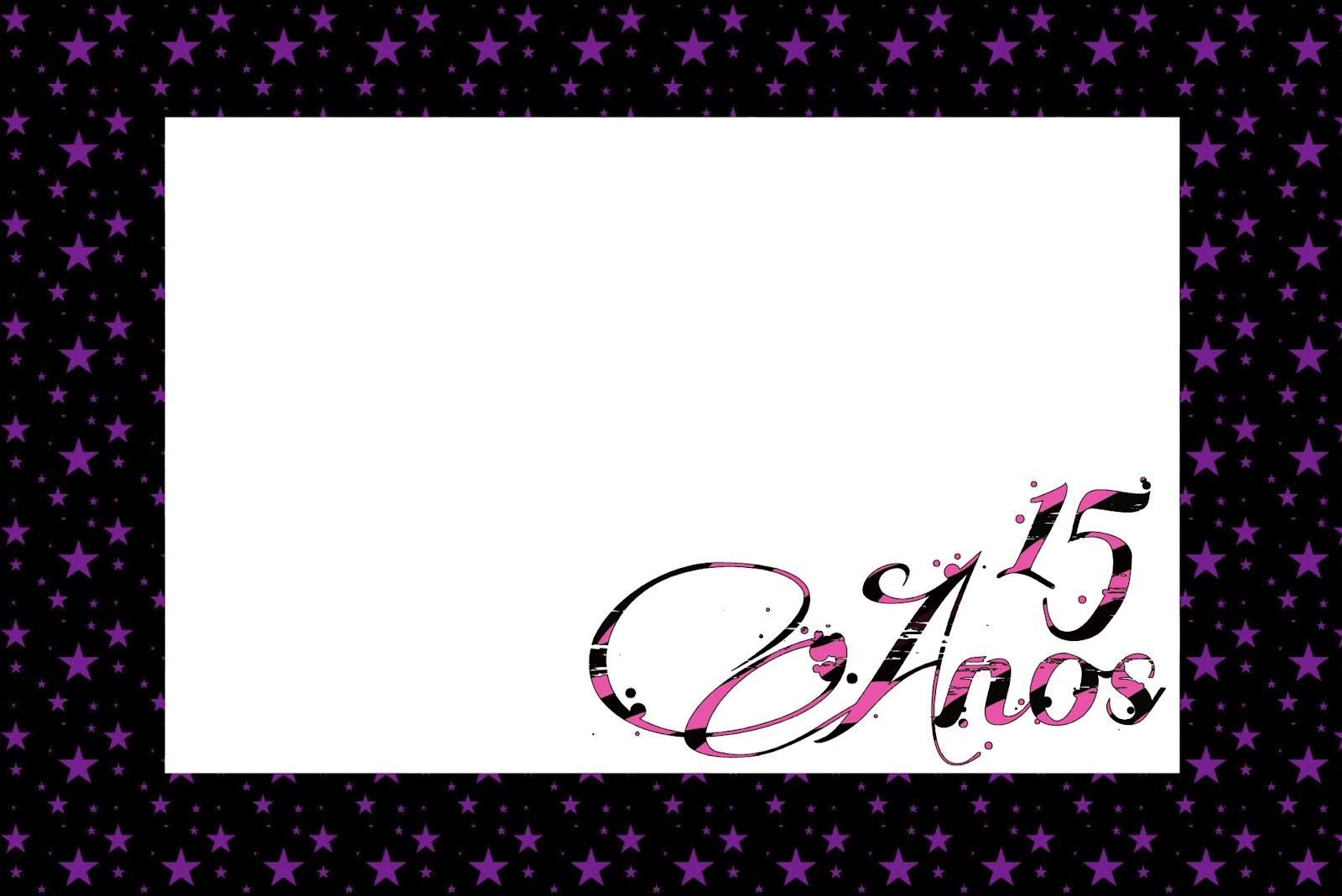 13 moldura convite e - photo #3