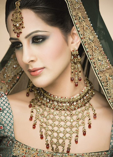 Bridal Dresses In Pakistan 2011