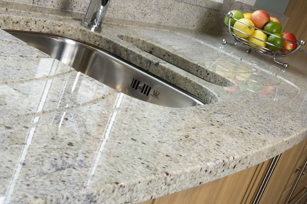 Spectrum World Kashmir White Granite