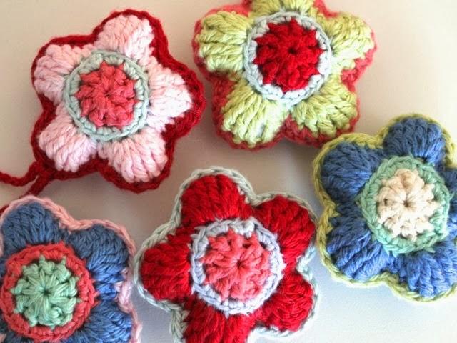 patrones flores ganchillo | facilisimo.com