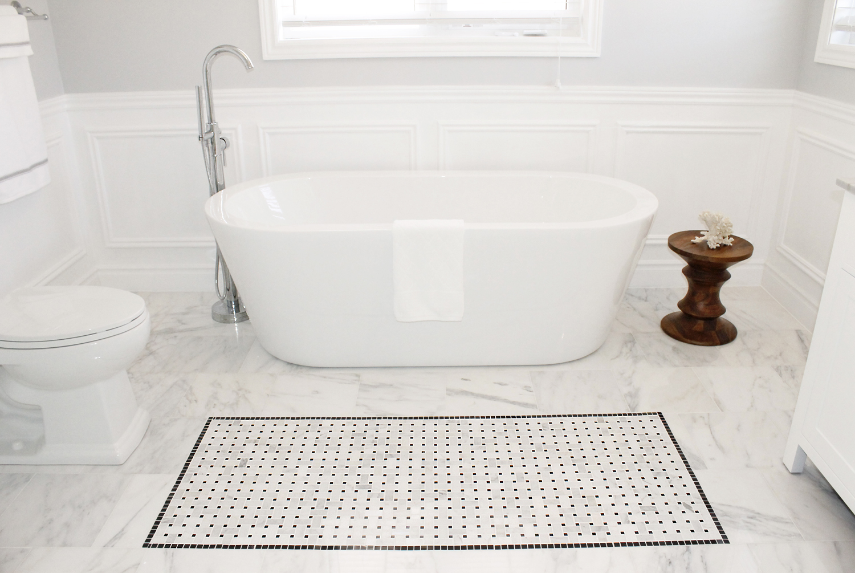 Am Dolce Vita Master Bathroom Reveal