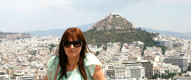 Monte Lycabettus en Atenas