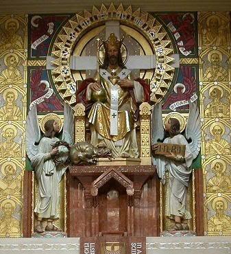 Christus, der König